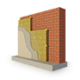 Утепление фаса- дными элементами